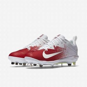 Nike Lunar Vapor Ultrafly Pro Low Baseball Cleats
